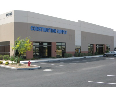 Construction Supply Warehouse